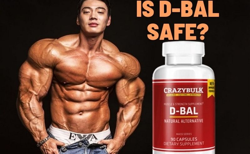 CrazyBulk D-Bal Review 2021|Is D-Bal Safe From Side Effects?