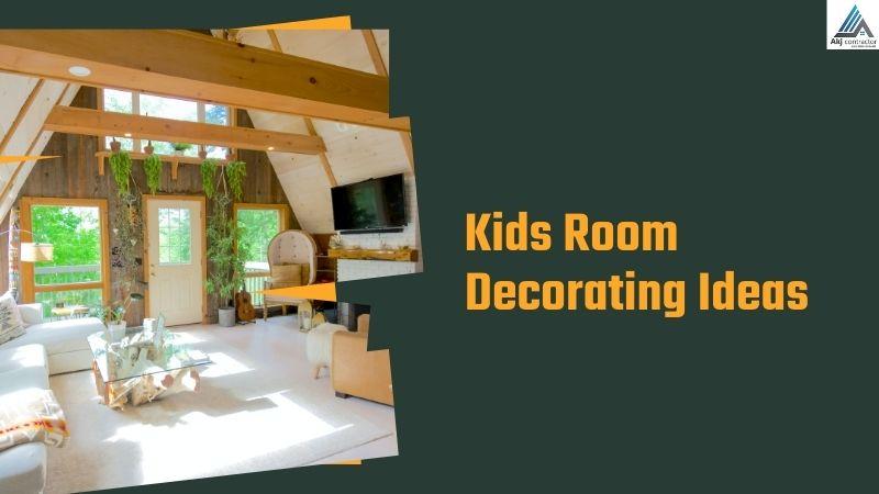 kids room decorating ideas
