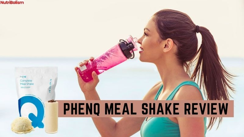 PhenQ Meal Shake Before and After Review – What are User Saying?