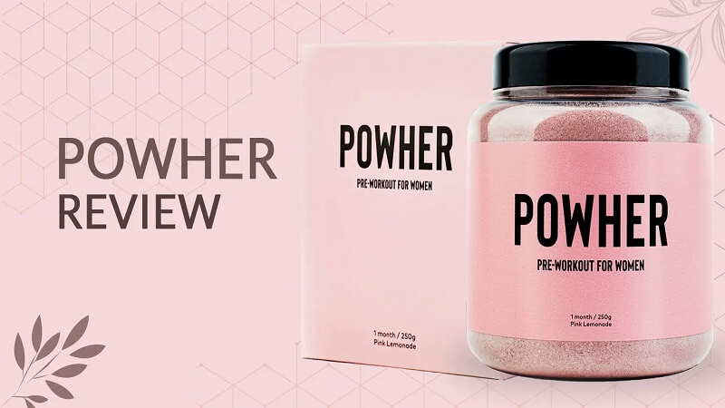 Powher Pre Workout Reviews: Ingredients, Benefits & Side Effects