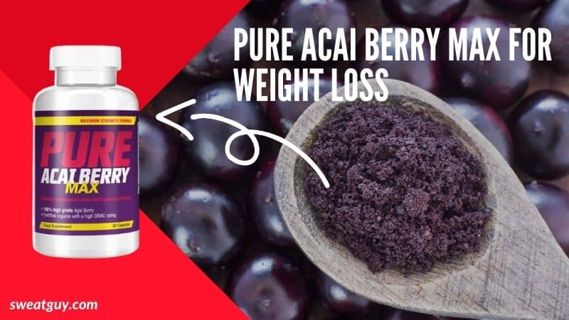 Does pure acai berry max work