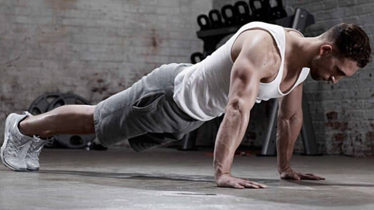 Do Push-ups increase Testosterone