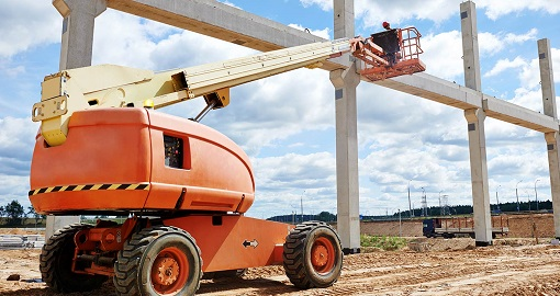 Types Of Boom Lift