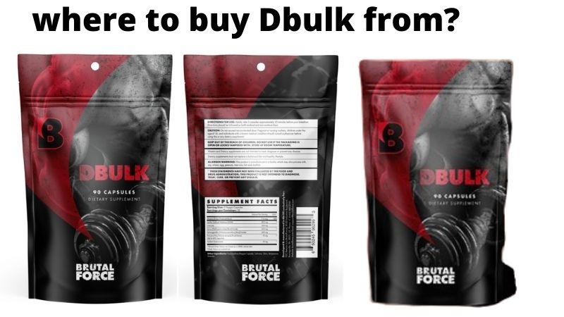 DBULK GNC, Amazon, Walmart OR Official Site | Where To Buy?